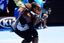 Serena Williams celebra el seu embaràs i recupera el número u mundial (BEN SOLOMON/TENNIS AUSTRALIA)