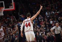 Els Bulls perden el factor camp i Abrines i els Thunder es desplomen (CHICAGO BULLS)