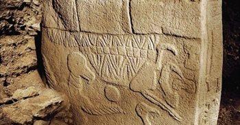 Símbolos en piedra avalan un impacto de cometa hace 11.000 años