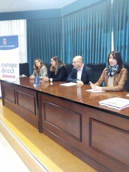 La Universidad de Almería ha acogido una jornada sobre movilidad europea.