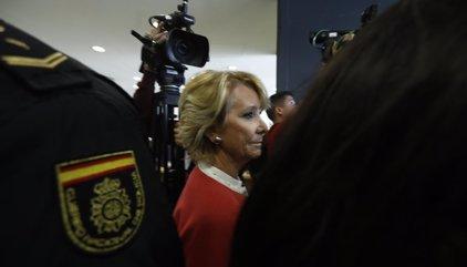 Aguirre comparece a las 17 horas en la sede del Grupo Municipal del PP para despejar incógnitas sobre su futuro