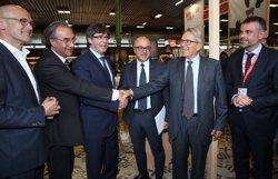 La Fira del Llibre de Bolonya quadruplica l'interès internacional per la literatura catalana (JORDI BEDMAR PASCUAL/GENCAT)