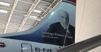 Norwegian homenajea al Premio Nobel de Medicina Ramón y Cajal