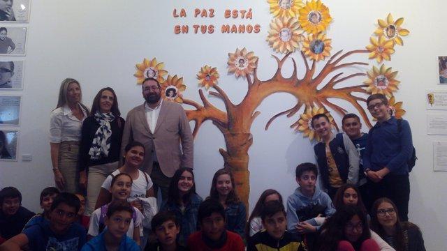 Expopaz en el Teatro CajaGranada