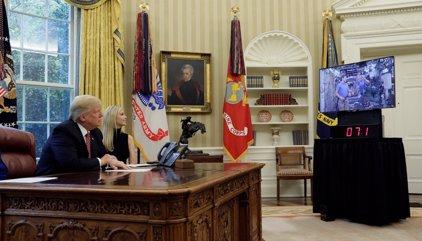 Trump quiere llegar a Marte antes de ocho años