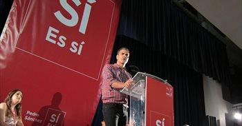 """Pedro Sánchez cree que la dimisión de Aguirre """"debería señalar el camino..."""