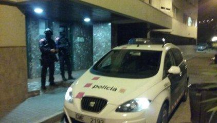 Los Mossos despliegan una operación antiyihadista en el área metropolitana de Barcelona