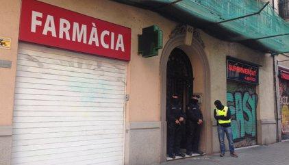 Los detenidos por yihadismo en Barcelona podrían haber atentado en países europeos