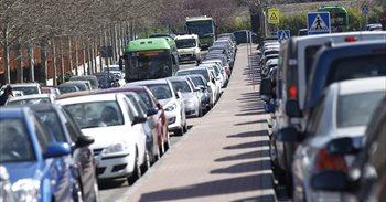 Dos tercios de conductores, a favor de prohibir la circulación por...