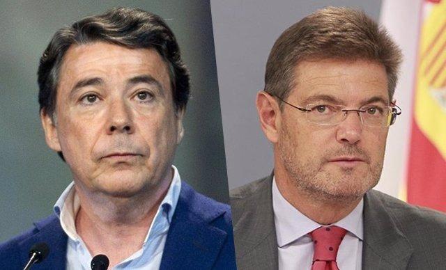 Ignacio González y Rafael Catalá