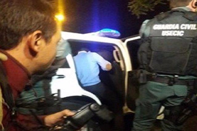 Ignacio González pasa la noche en el calabozo