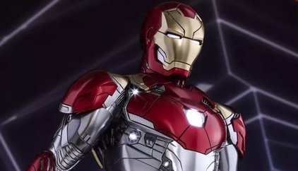 Así es la Mark XLVII, la nueva armadura de Iron Man en Spider-Man: Homecoming