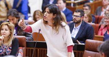 Podemos pide en el Parlamento andaluz que Defensa retire honores al...