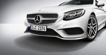 El nuevo Mercedes-Benz Clase S se presenta por primera vez en Europa en...