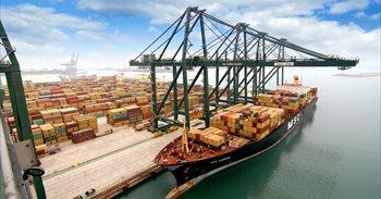 El Puerto de València comienza a recuperarse de los efectos de la baja...