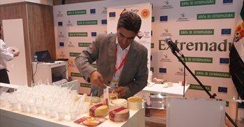 La DOP Torta del Casar difunde su sello de calidad y de tradición en el...