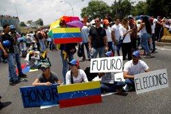 Ja són 14 els morts pels disturbis en les protestes opositores de Veneçuela (CARLOS GARCIA RAWLINS)