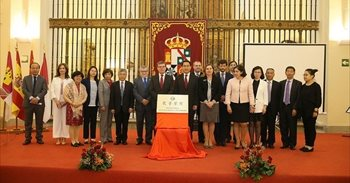Embajador de China en España espera que Instituto Confucio de UCLM tenga...