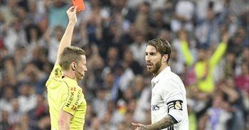 Competición sanciona con un partido a Ramos y con cinco a Livaja