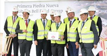 Grupo Bell construirá en Fuensalida una planta de embutidos que creará...