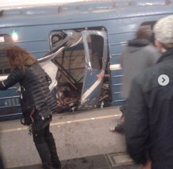 Un grup vinculat a Al-Qaeda reivindica l'atemptat de Sant Petersburg (TWITTER)