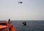 Más de un centenar de inmigrantes rescatados en cuatro pateras frente a las costas de Almería