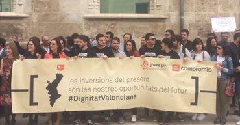 La vicepresidenta de la Diputació de València diu haver sigut...