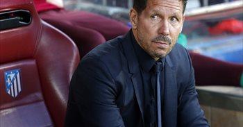 """Simeone: """"No estuvimos finos y ellos aprovecharon muy bien la situación..."""