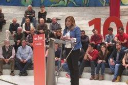 Susana Díaz recala aquest dimecres a Catalunya per