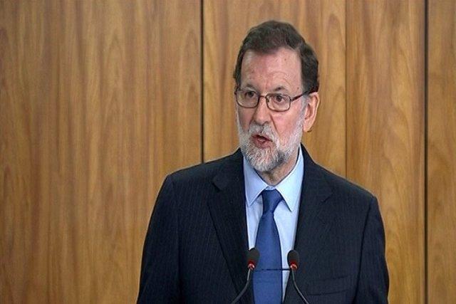 Rajoy pide la celebración de elecciones en Venezuela