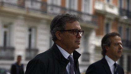 La Policía registra el domicilio del expresidente catalán  Jordi Pujol en la investigación del patrimonio familiar