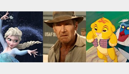 Disney pone fecha de estreno a Frozen 2, Indiana Jones 5 y el remake de El Rey León
