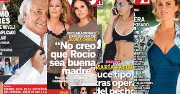 La muerte de Palomo Linares, el ataque de Gloria Camila y la nueva figura...