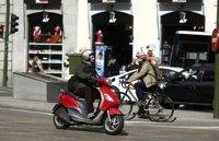 Las matriculaciones de motocicletas descienden un 6,4% en Europa en el primer trimestre