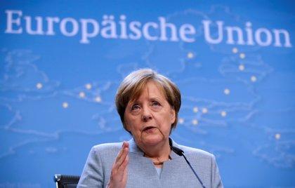 Merkel dice que