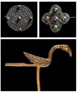 Un tesoro vikingo hallado en Escocia depara 2,3 millones a quien lo encontró