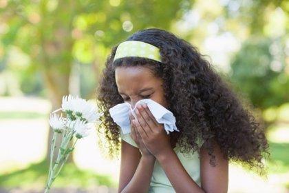 Un 20% de los niños españoles presenta síntomas potencialmente relacionados con problemas alérgicos