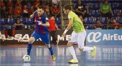(Crónica) Barça y ElPozo se citan en semifinales