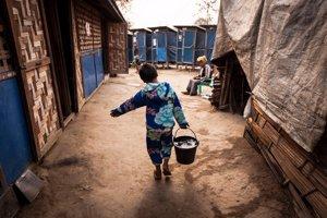 UNICEF alerta de que al menos 2,2 millones de niños necesitan ayuda humanitaria en Birmania
