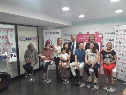 La Fundación Redmadre denuncia que la ayuda media por embarazada en 2016 en España se situó en 10 euros