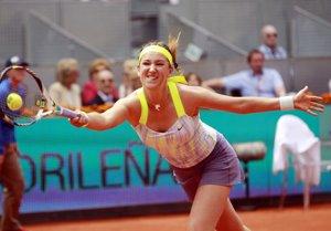 La bielorrusa Victoria Azarenka regresará a las pistas tras su maternidad en el Mallorca Open