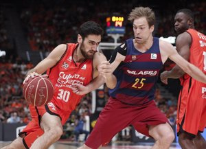 Crónica del Valencia Basket - FC Barcelona Lassa, 67-64