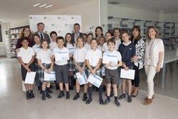 Un proyecto de electrónica de niños de 5º de Primaria, ganador de la II edición CEU Investiga