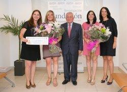 'Sonrisas que dan vida' dona 8.000 euros para investigación a la Fundación MD Anderson Cancer Center España