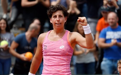 Carla Suárez supera la primera ronda en Eastbourne