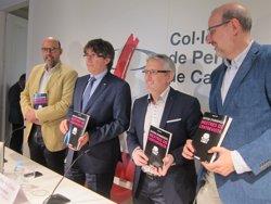 Puigdemont tacha de escándalo sideral las palabras de Villarejo:
