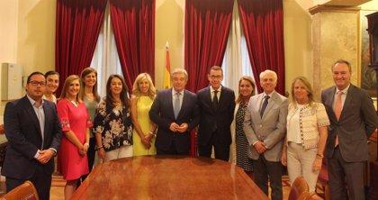 Antonio Clemente, nombrado portavoz del grupo territorial de senadores del PP por la Comunitat Valenciana