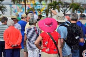 Los turistas extranjeros gastaron 28.235 millones en España hasta mayo, un 14,7% más