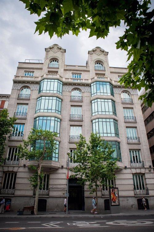 Andbank inaugura su nueva sede en la calle serrano de madrid - Calle serrano 55 madrid ...