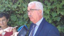 Vicepresidente andaluz dice que Montoro le ha trasladado su voluntad de